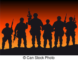 Soldier clipart troops And Soldiers of 33 illustration
