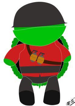 Soldier clipart turtle Soldier Shadow TF2 tachidric's tachidric
