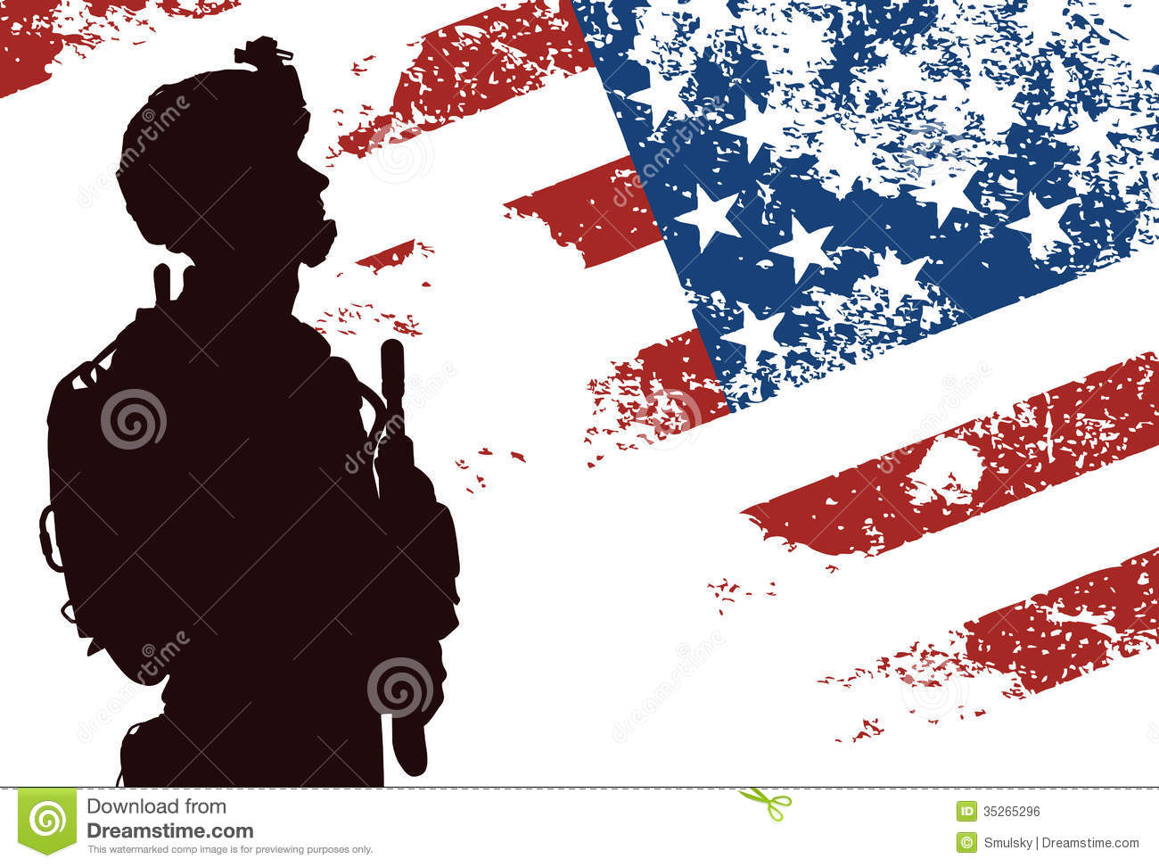 Soldier clipart us soldier Flag Clipart soldier Collection US