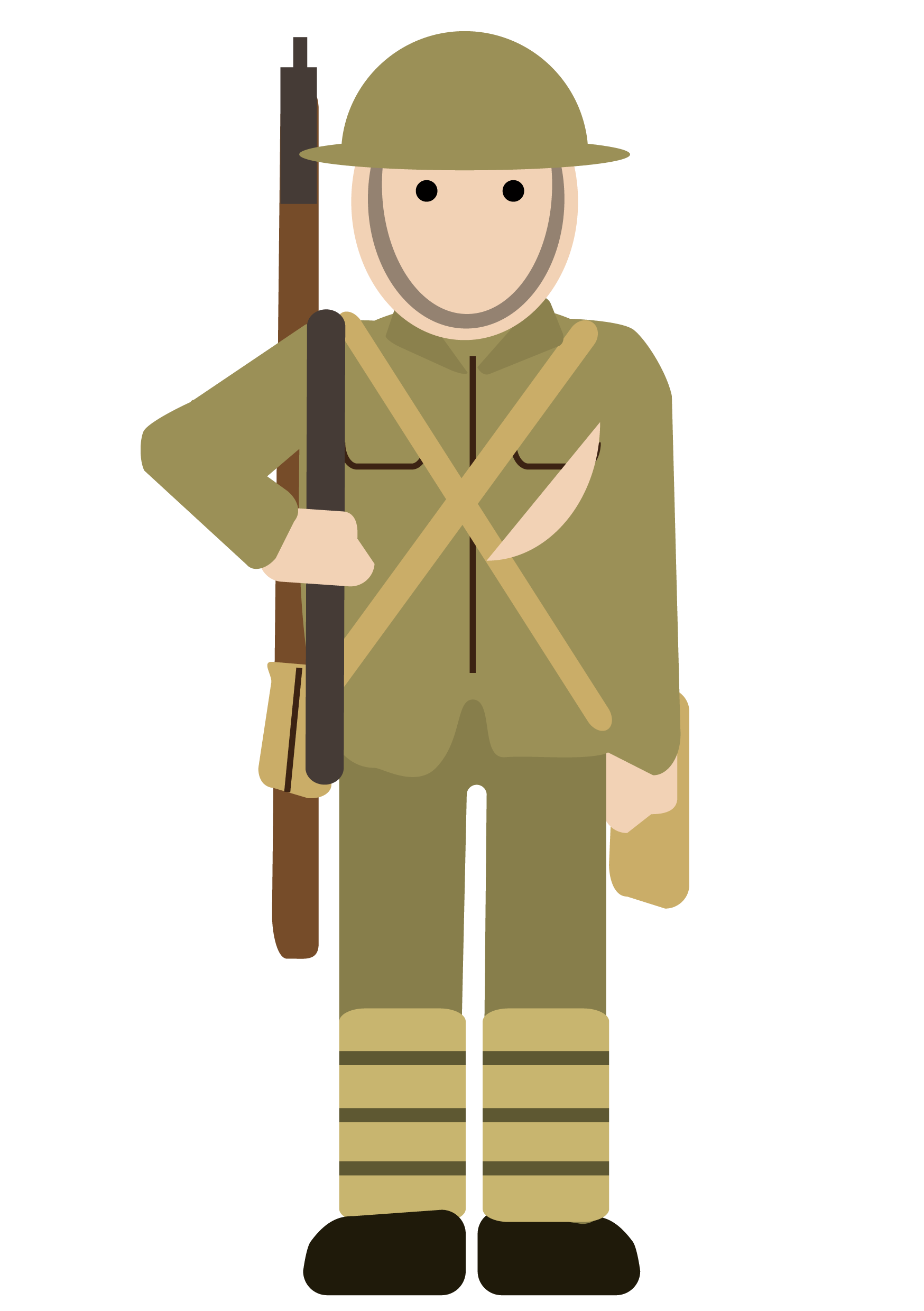 Soldiers clipart english soldier Amazon Charles uk/Simple Philip Lieutenant