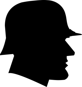 Soldier clipart ww2 art Download War 2 Silhouette Wwii