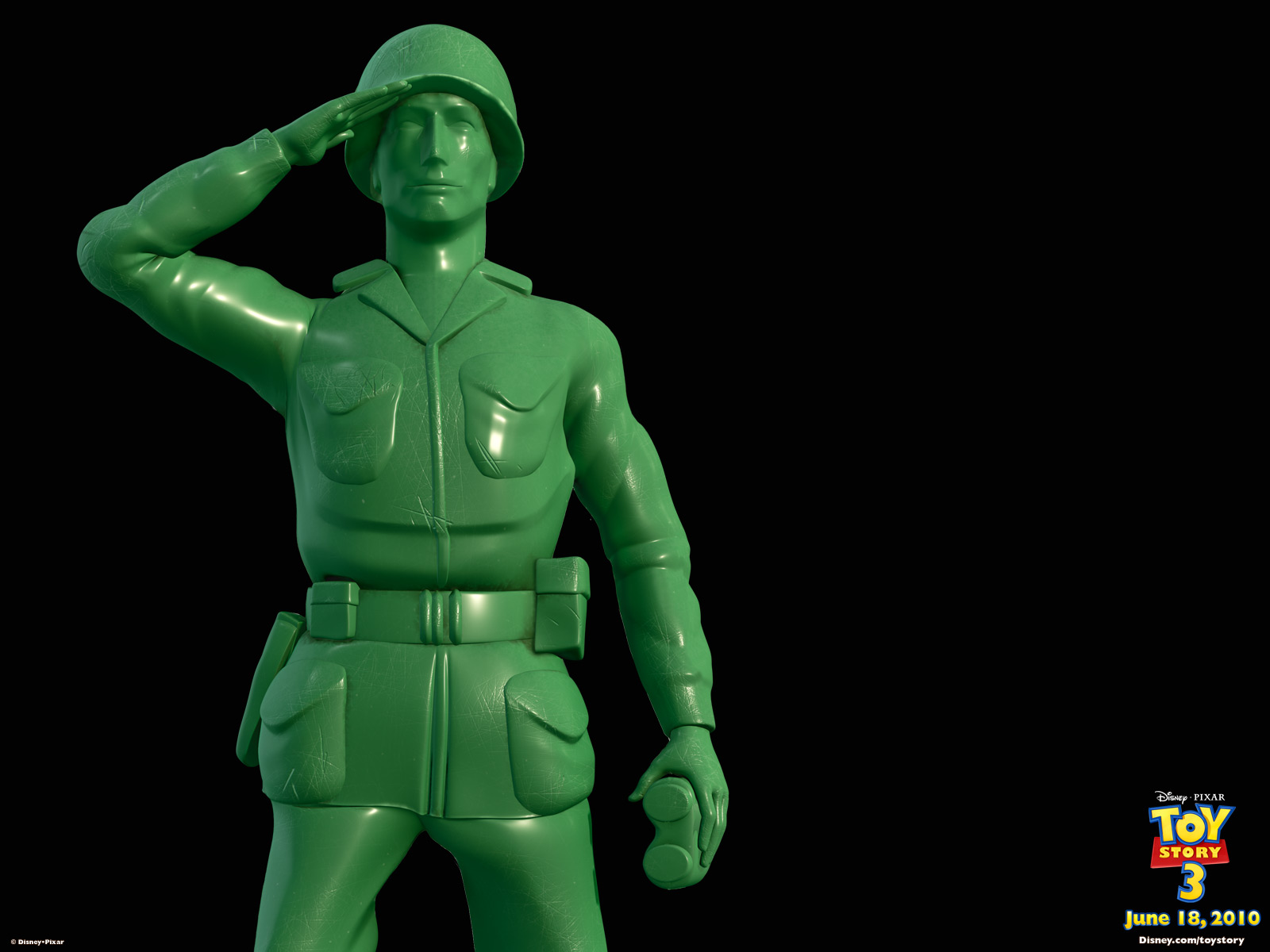 Soldier clipart yes sir Sarge (Toy Wiki Story) Pixar