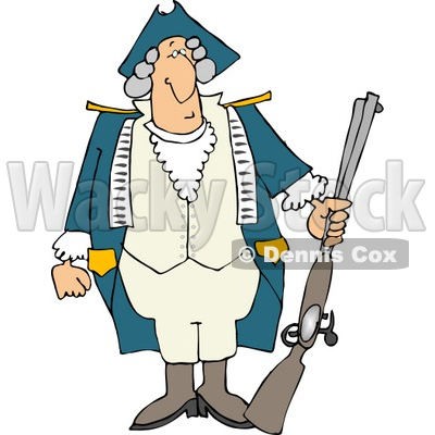 Revolution clipart french soldier Soldier Clipart cliparts American Revolutionary