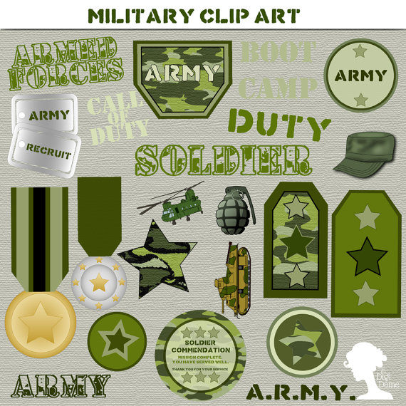 Soldiers clipart boot #11