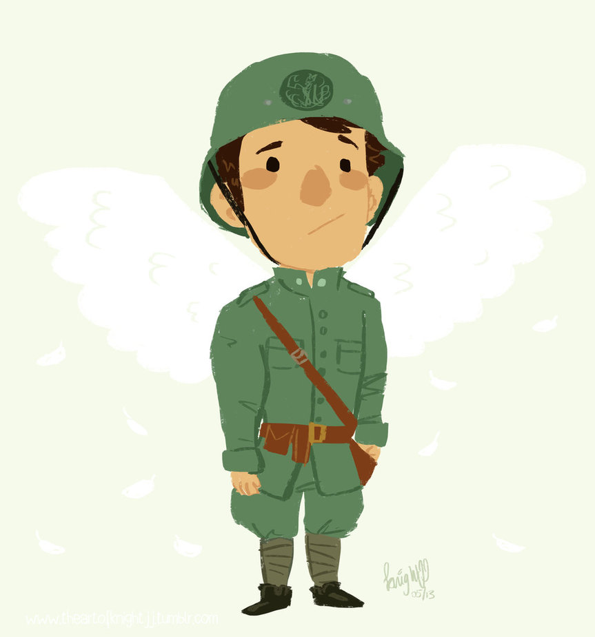 Soldiers clipart brave soldier KnightJJ Comic  brave the