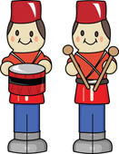 Soldiers clipart christmas soldier Graphics Christmas Wooden Search Results