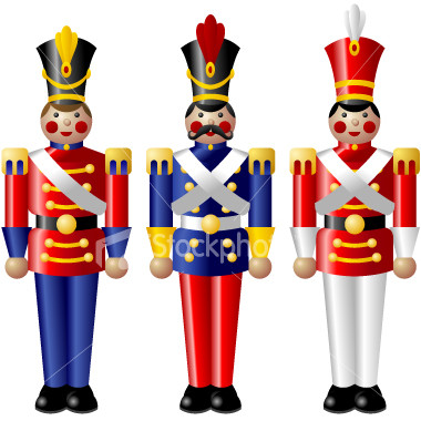 Soldiers clipart christmas soldier Toy ? Toy Nutcrackers Soldiers