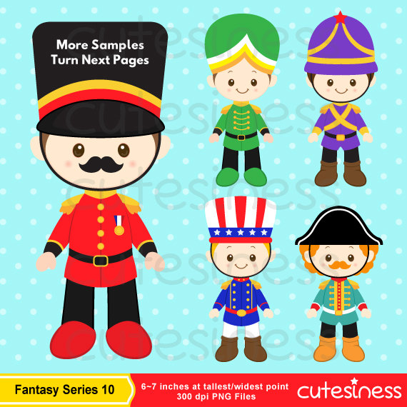 Soldiers clipart england Nutcracker Soldier Toy Soldier Nutcracker