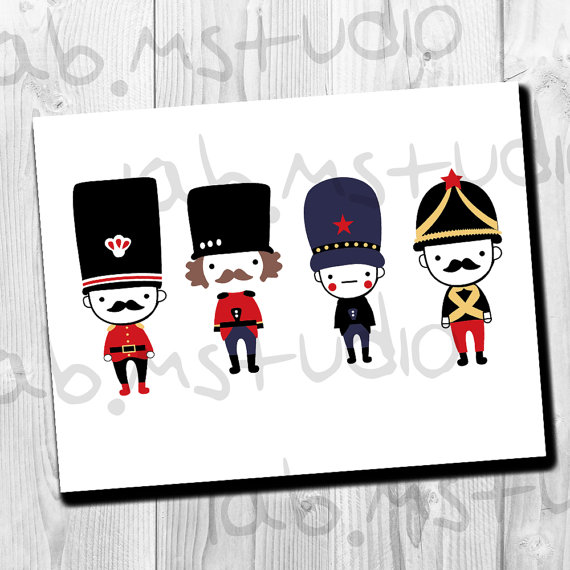 Soldiers clipart england / Soldier Art Clipart People