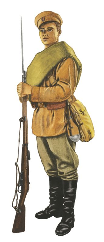 Soldiers clipart sniper rifle Technical russian helmets speaking fought