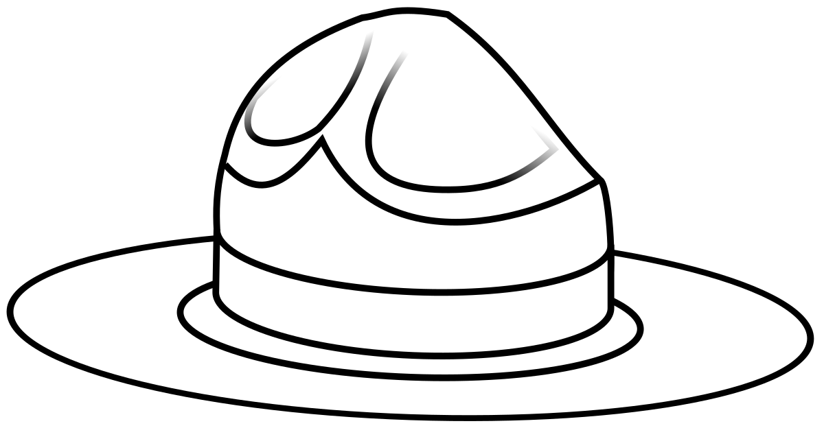 Sergent clipart Wikipedia Campaign  hat