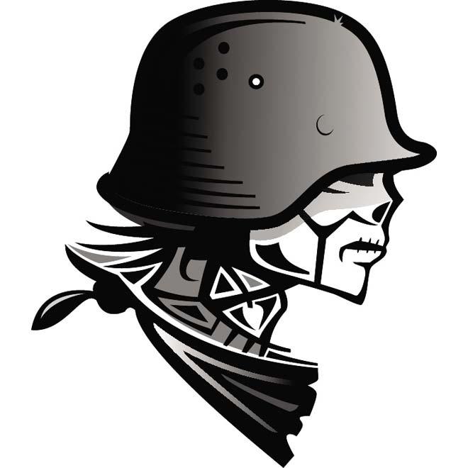 Soldiers clipart soldier helmet Vector Free Soldiers more! Vector