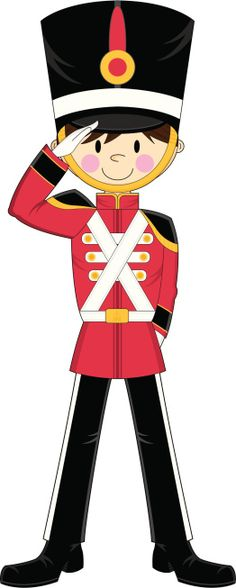 Soldiers clipart tin soldier Toy Toy Wooden Soldiers Deluxe