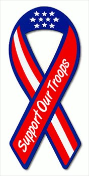 Ribbon clipart memorial day #1