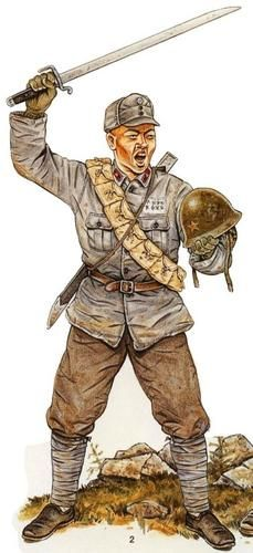 Soldiers clipart ww2 soldier Nationalists bloody their army communist