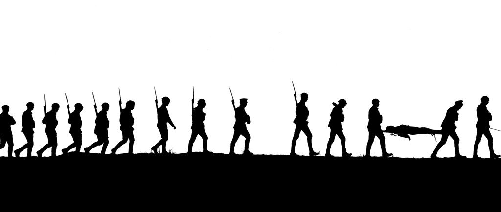 Soldiers clipart ww2 soldier Soldier Marching Soldiers Zone Back