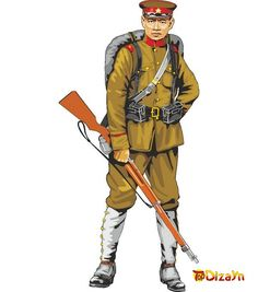 Soldier clipart wwii Infantry Paolo Marzioli by Army