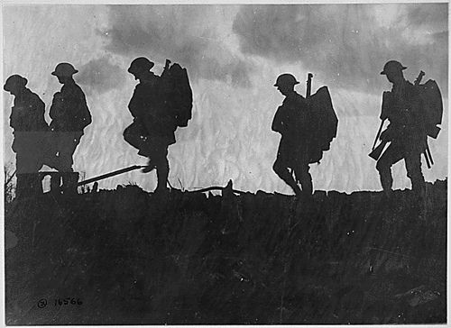 Soldiers clipart wwi soldier Domain Merville and WWI: WWI: