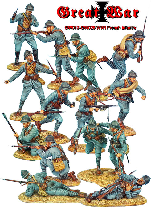 Soldiers clipart wwi soldier WWI French French First Great