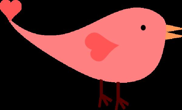 Bird clipart cute Image Download Female Clker Love