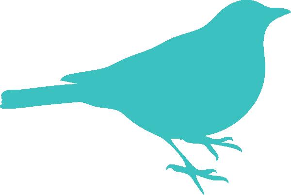 Bluebird clipart robin bird Silhouettes clip art pdclipart bird