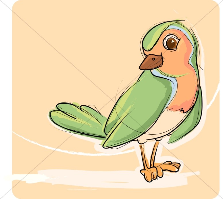 Wildlife clipart songbird Images and Sharefaith Wildlife Graphics