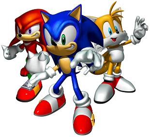 Sonic The Hedgehog clipart #8