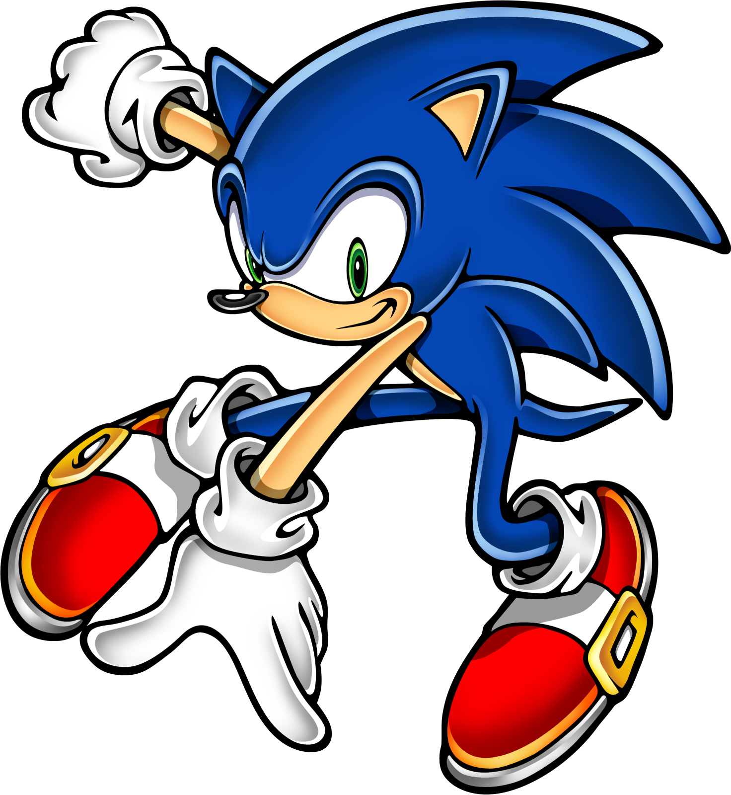 Sonic The Hedgehog clipart #14