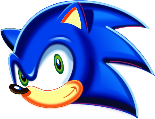 Sonic The Hedgehog clipart Assets  Art png Sonic