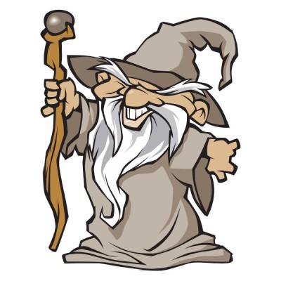 Wizard clipart sorcerer #2