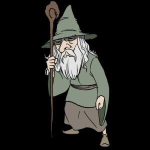 Wizard clipart sorcerer #3