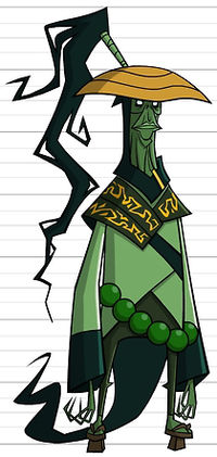 Sorcerer clipart angry Wiki The Grade Cunningham: Fandom