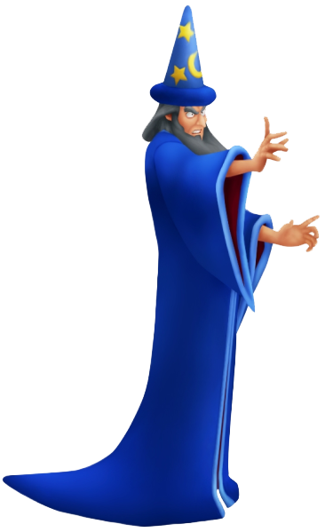Sorcerer clipart angry · Fantasia Angry Yensid Clipart