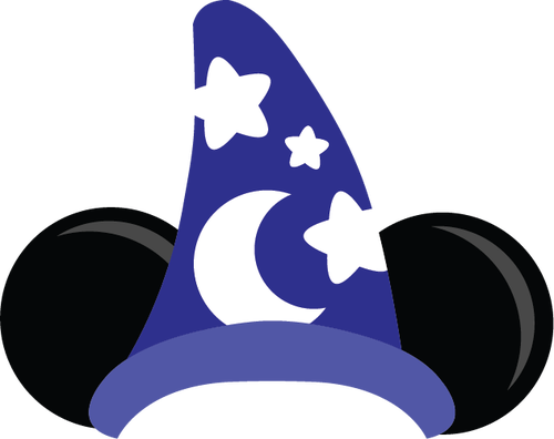 Sorcerer clipart hat World ears Hat with Disney