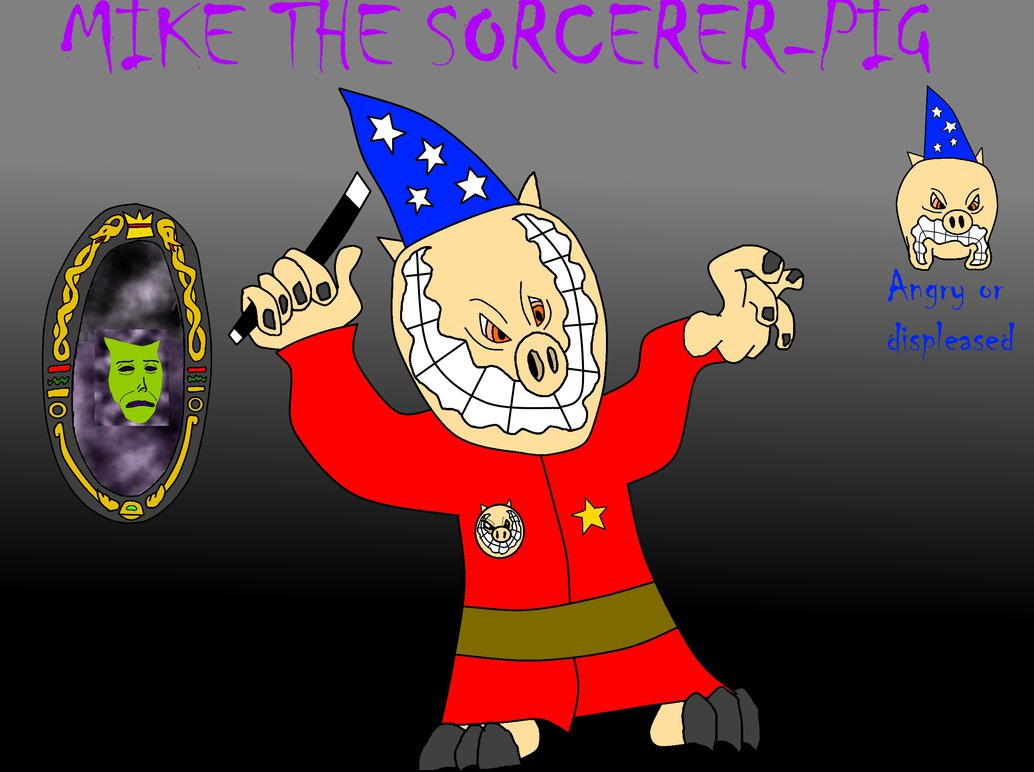 Sorcerer clipart math By MW's the Mike Misadventures: