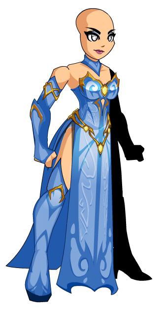 Sorceress clipart armored AQW png Sorceress Cerulean ahzmw7K