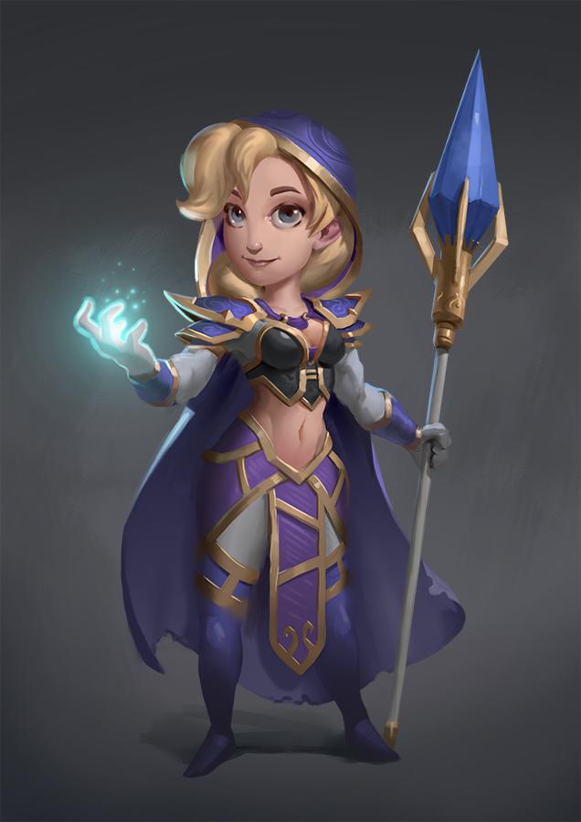 Sorceress clipart warlock Sorceress it! Prospass for magic