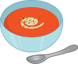 Soup clipart Animated graphics art soup soup