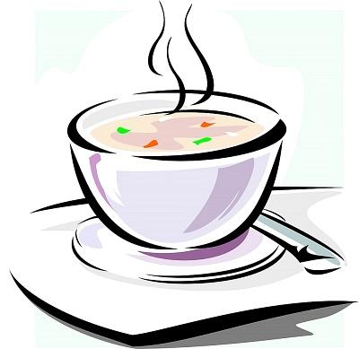 Soup clipart Of clipart art soup free