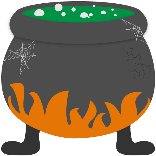 Witchcraft clipart cauldron Witch The art free disney