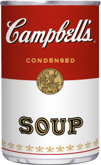 Soup clipart colorful Today PTO Can Soup Campbell's