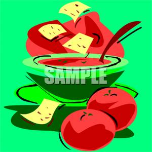 Soup clipart colorful Cartoon Bowl Free Royalty Soup