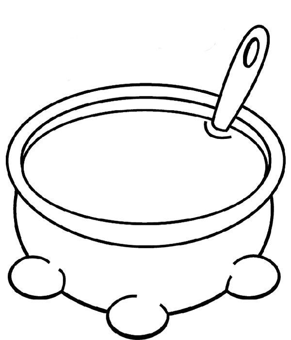 Stew clipart stone soup (52+) clipart coloring Clipart pot