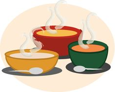 Soup clipart cookbook Soup Can to  >