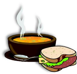 Soup clipart cookbook On and Pin Cookbook images