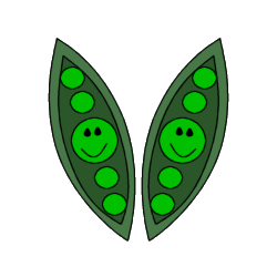 Pea clipart cute Clip Art Peas Images Food