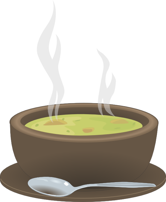 Soup clipart hot meal Food Zone clipart Cliparts Meal