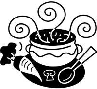 Stew clipart stone soup Free Clip Art Clip Potluck