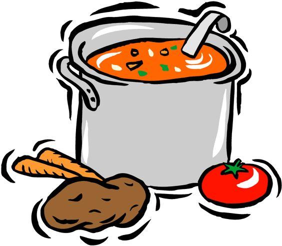 Soup clipart potluck dinner Clip Ham Clipart Potluck Art