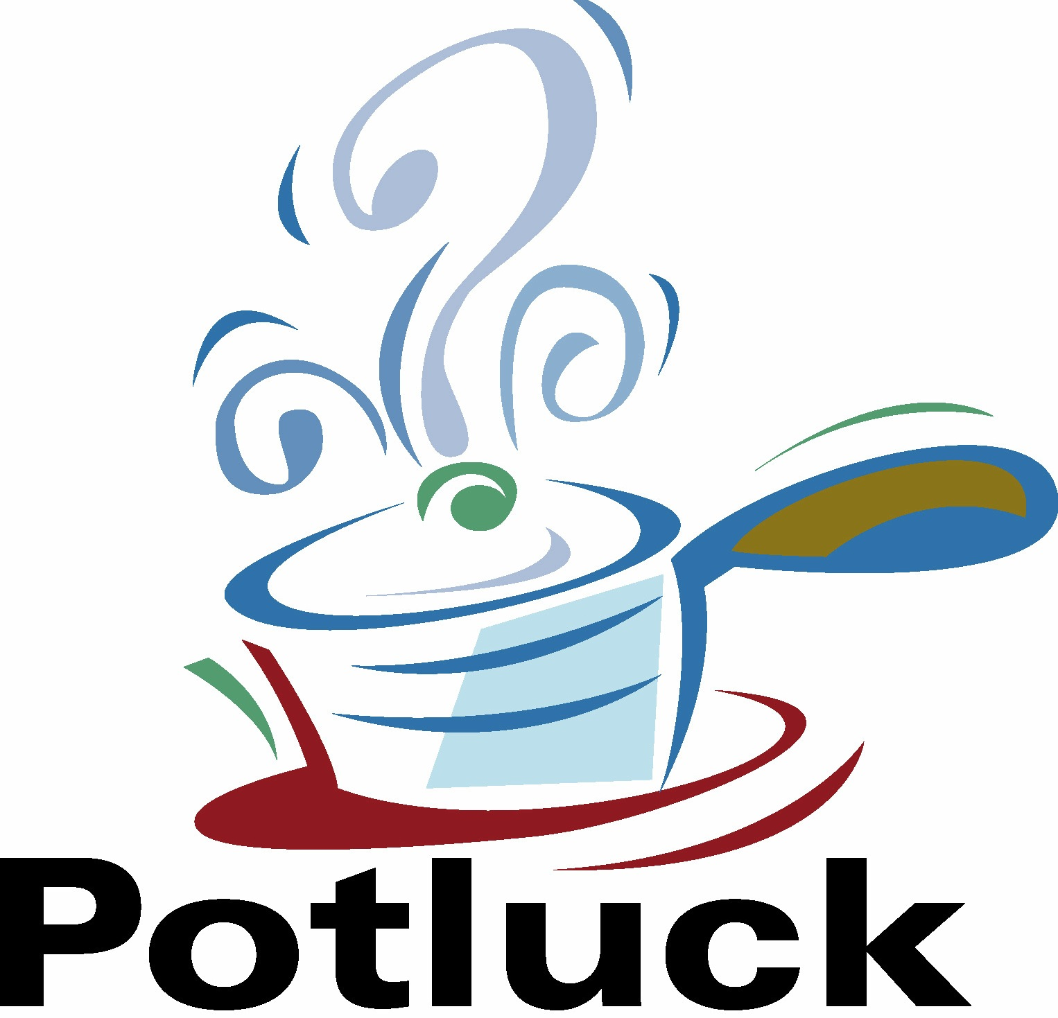 Soup clipart potluck dinner Kitchen  Soup and Art